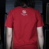 Keeley Monterey T Shirt Front Red