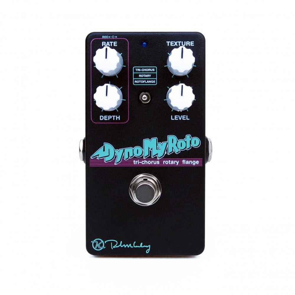 Keeley Electronics Dyno My Roto Chorus Flange Rotary Effect Pedal