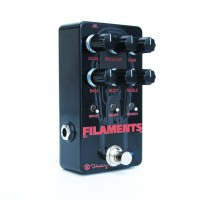 Filaments Distortion Angle White Keeley