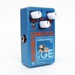 Keeley Electronics Oxblood Germanium Overdrive Effect Pedal