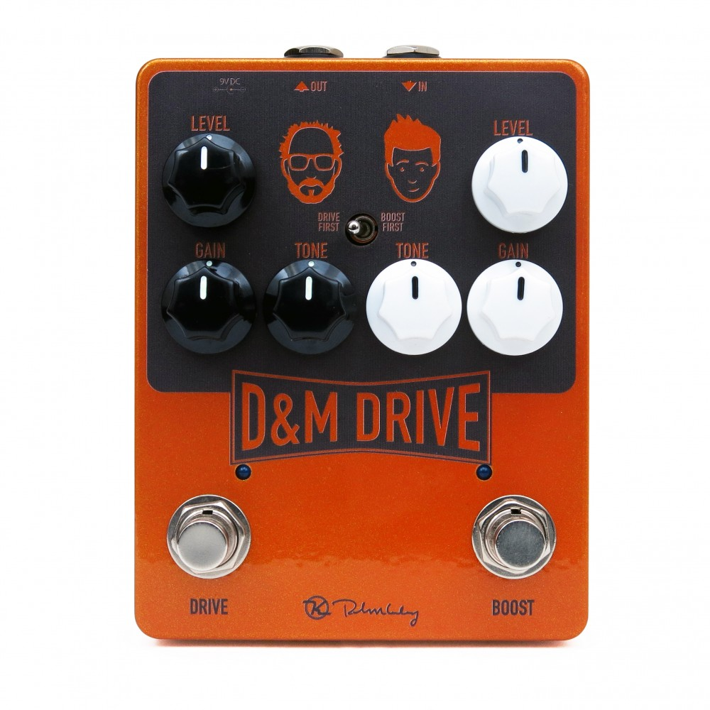 D M Drive Final Face White Keeley