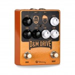 Keeley Electronics D&M Drive Boost Overdrive Pedal Hero