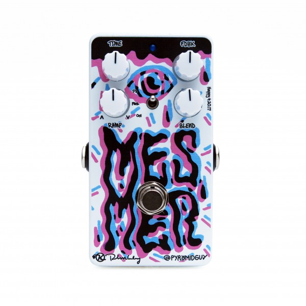 Keeley Mesmer Astral Delay