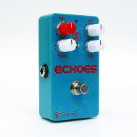 Echoes Delay Angle White Keeley