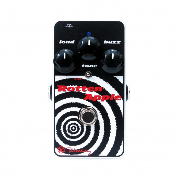 Keeley Electronics Rotten Apple Fuzz Effect Pedal
