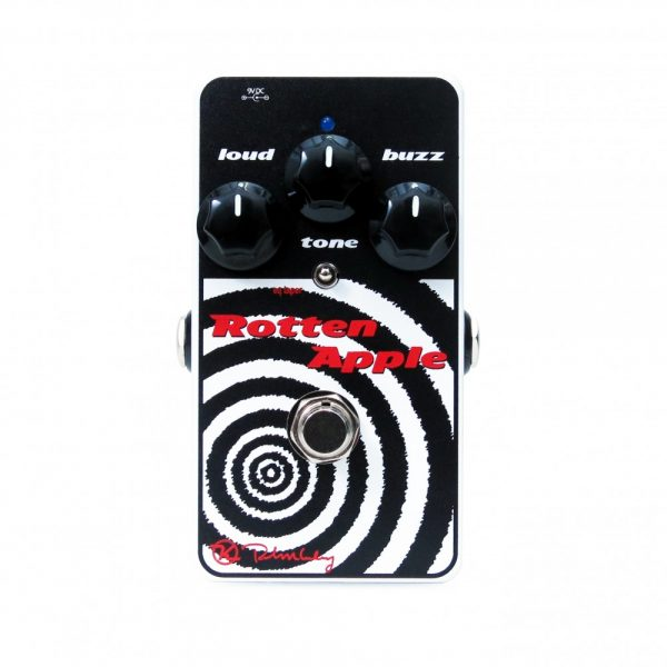 Keeley Electronics Rotten Apple Fuzz Pedal Front