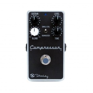 Keeley Electronics Compressor Plus Pedal Front