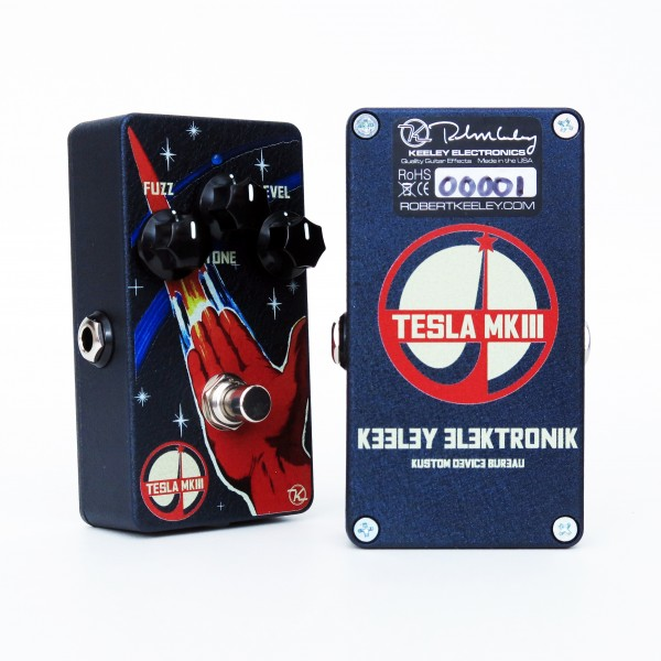 Keeley Effects Pedals
