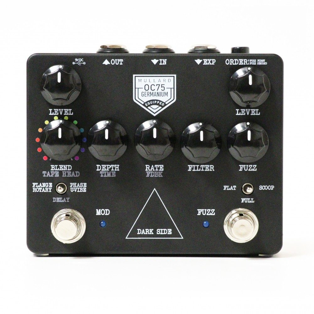 Keeley Electronics Dark Side Germanium Pedal Front