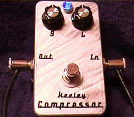 generation one keeley compressor