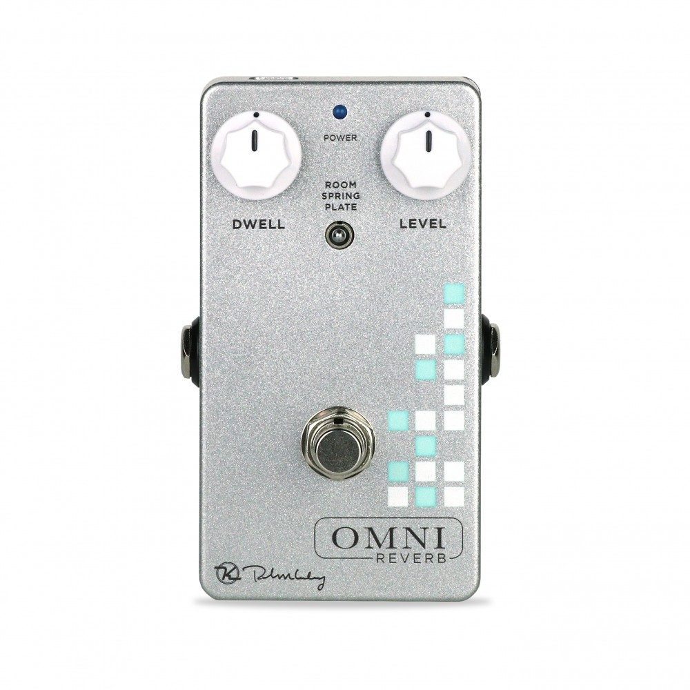 Keeley Electronics Omni Reverb Pedal Front