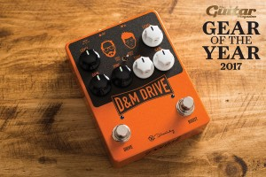 Best Stomp Box Drive Pedal 2017