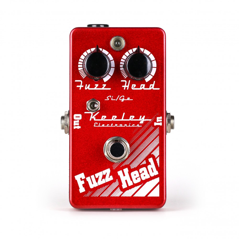 Fuzz Head Classic Red Face