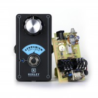 02-22-2018 Germanium Amplifier Front with Board