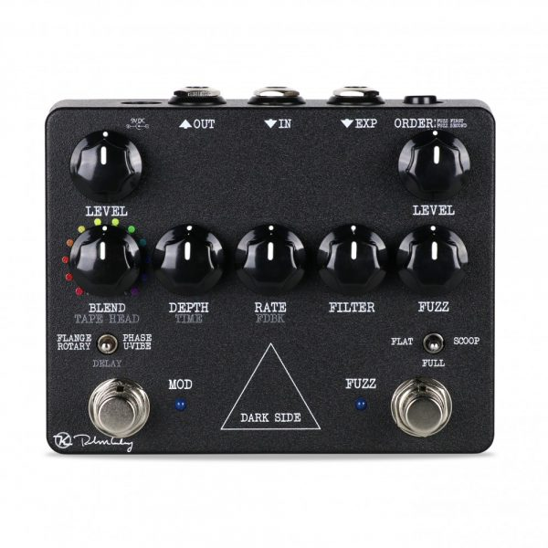 Keeley Electronics Dark Side Pedal Front