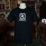 Keeley Electronics K Logo Tee Shirt Black