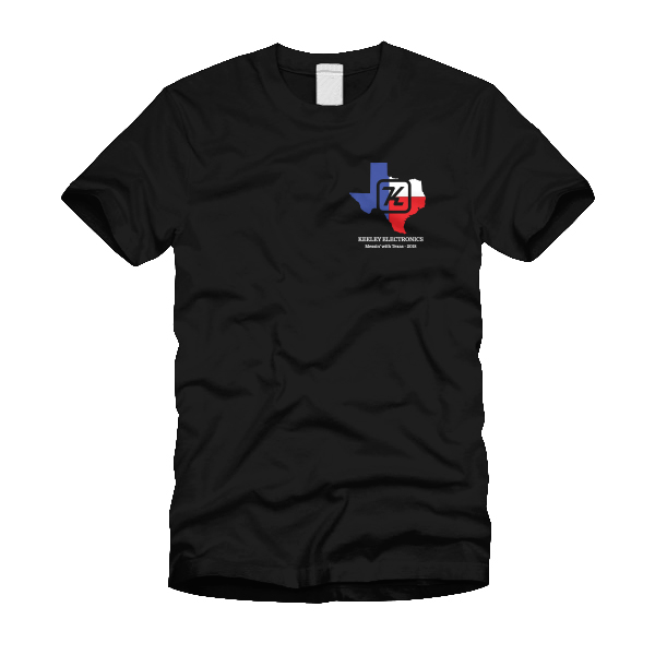 Keeley Electronics TX Shirt 01