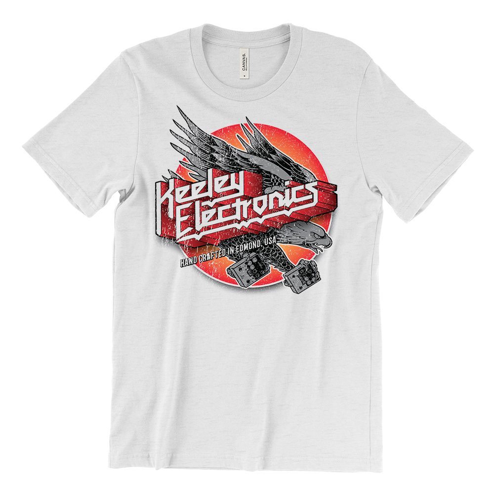 Keeley Electronics Screaming Eagle Shirt