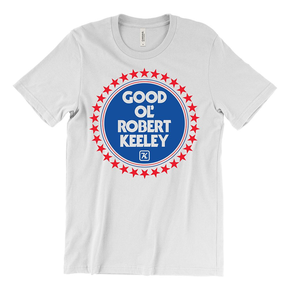 Keeley Electronics Good Ol Robert Keeley Shirt