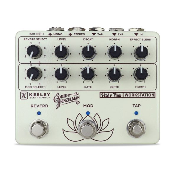 Keeley Electronics Guitar Effects Pedals