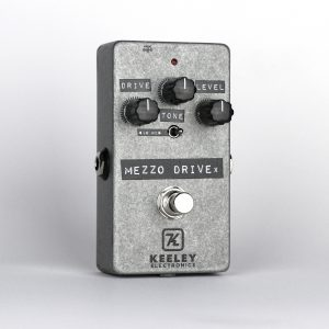 Keeley X Pedals