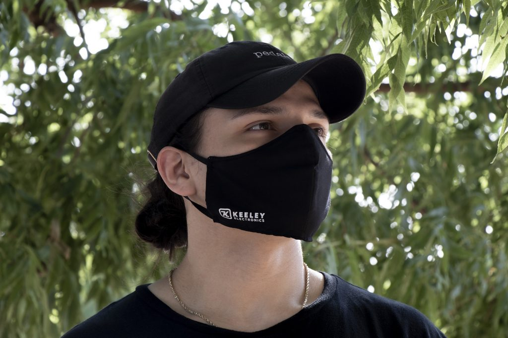 Keeley Face Mask by Soldier Strap Co.