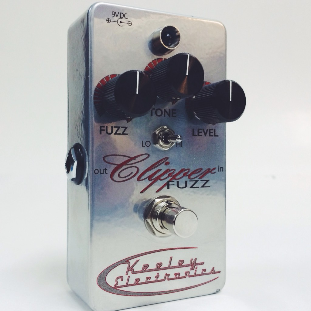 2014 Keeley Clipper Fuzz
